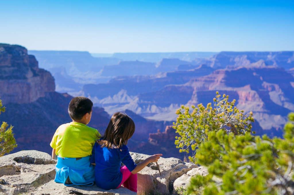 Le Grand canyon - USA