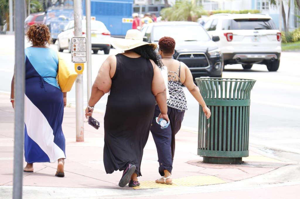 L'obésité: une épidémie en Amérique